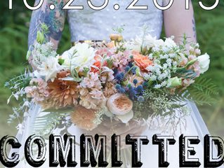 COMMITTED!  Portland's Indie & Alternative Wedding Event!