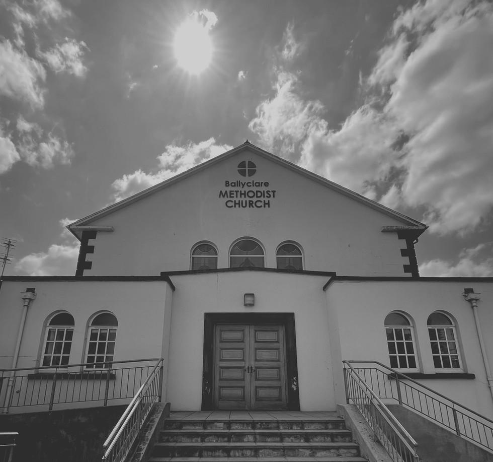Ballyclare Methodist Church