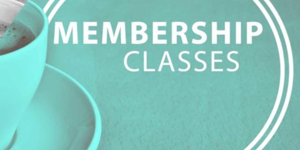 Membership Classes