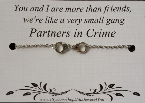 Small Gang Handcuff Bracelet