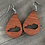 Thumbnail: Pick your State Wooden Earrings