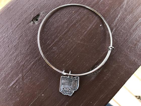 Ohio Bangle Bracelet