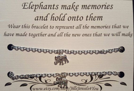 Elephant Memories Set of 2