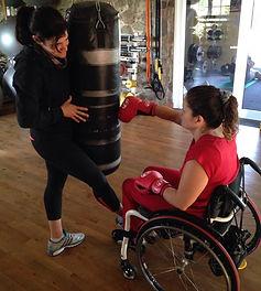 Adapt'coaching, coach sportif pour personnes avec un handicap physique sur Puget-sur-Argens / Roquebrune /St-Aygulf