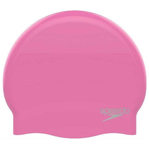 BONNET DE BAIN SILICONE PINK/ROSE - SPEEDO