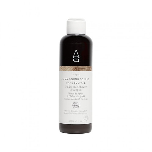 SHAMPOING DOUCHE SANS SULFATE CHEVEUX & CORPS