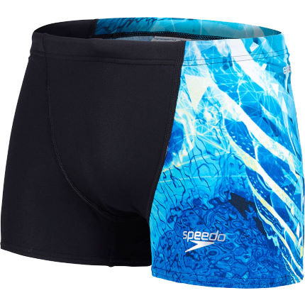 MAILLOT PLACEMENT DIGITAL BOXER SPEEDO
