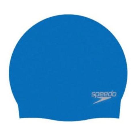 BONNET DE BAIN SILICONE BLUE/BLEU - SPEEDO