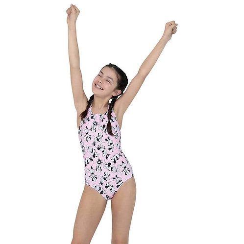 MAILLOT MINNIE MOUSE MEDALIST SPEEDO