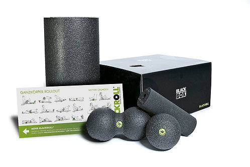 BLACKBOX KIT FOAM ROLLER NOIR - BLACKROLL