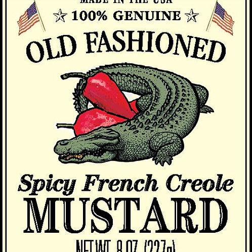 Shemp's Creole Mustard