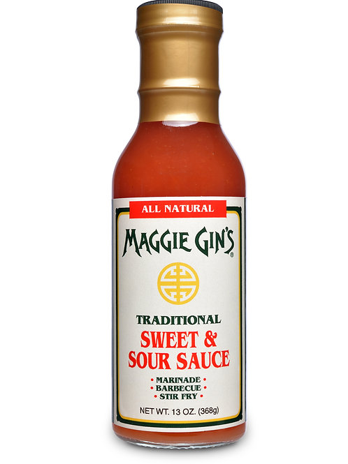 Maggie Gin's Sweet and Sour