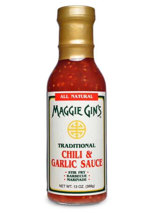 Asian garlic sauce seems
