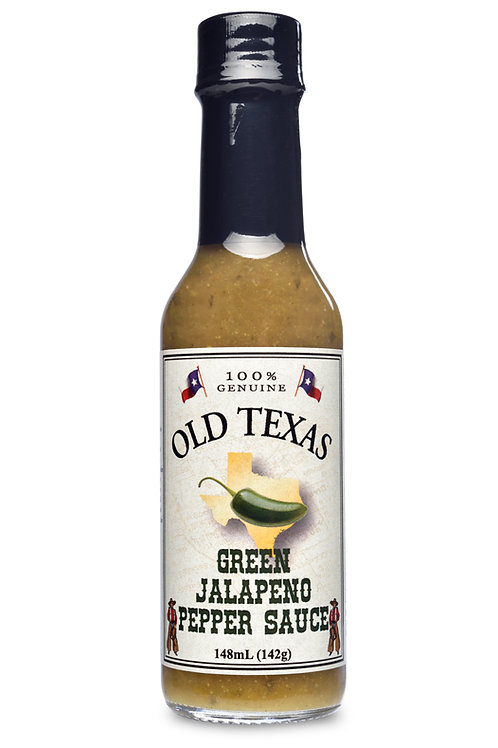 Old Texas Green Jalapeno