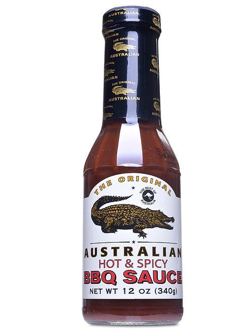 Original Australian Hot & Spicy BBQ Sauce