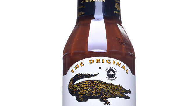 Original Australian Hot & Spicy BBQ Sauce