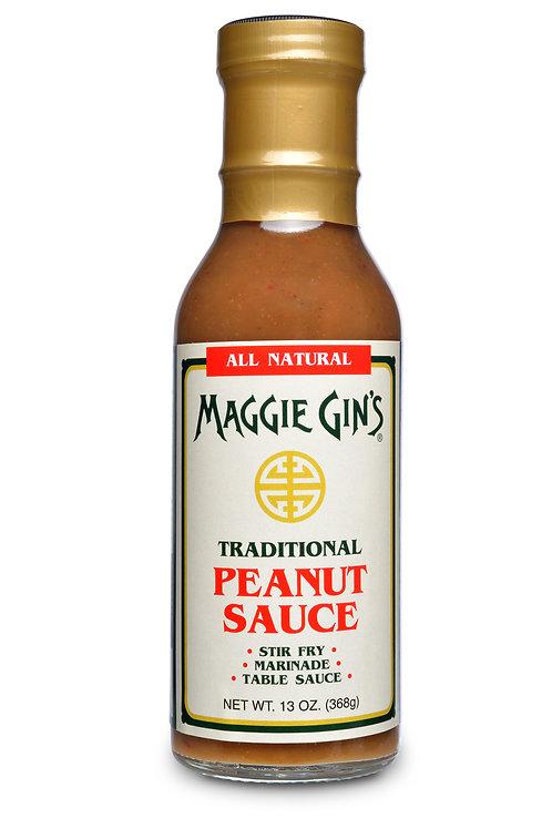 Maggie Gin's Peanut Sauce