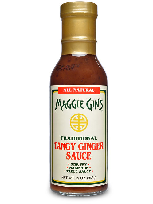 Maggie Gin's Tangy Ginger Sauce