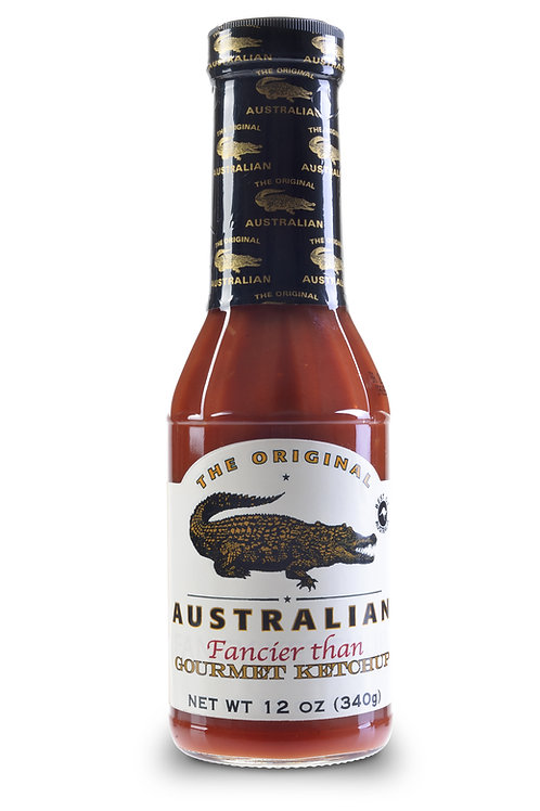 Original Australian Fancier than Gourmet Ketchup