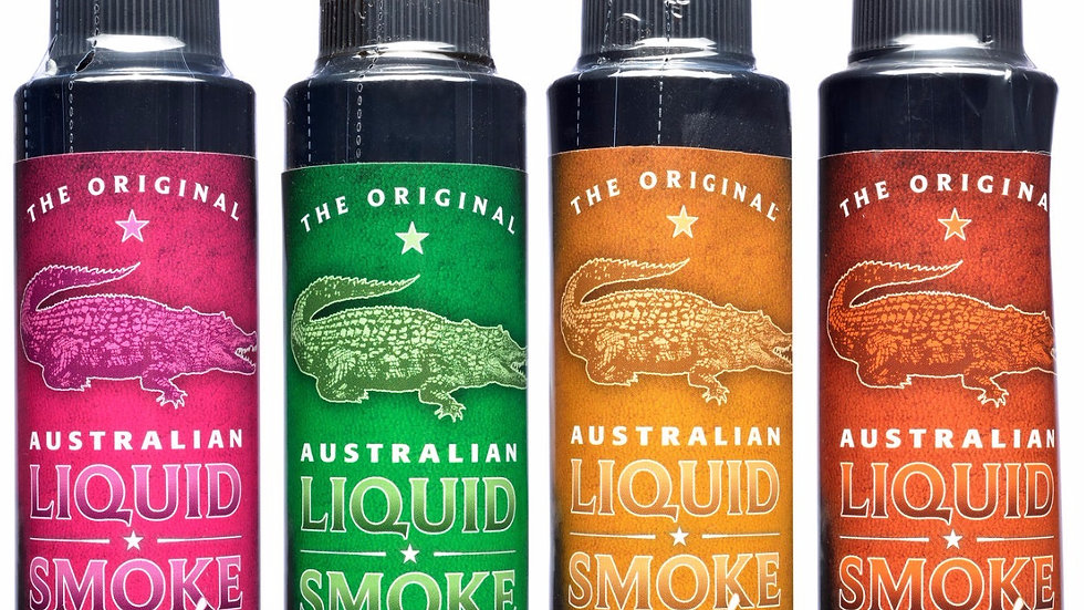 Original Australian Hickory Smoke Sprays