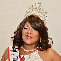 Shayna Reed Ceo CGN at the Pageant
