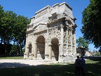 arc romain, arc antique, arc de triomphe