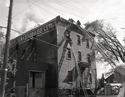 1954--5-24 Boteler st Fourniers Warehouse