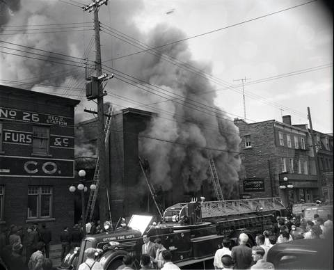1954-06-07 York st Walkers Garment Plant