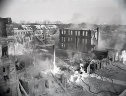 1957 Byward Market Fire