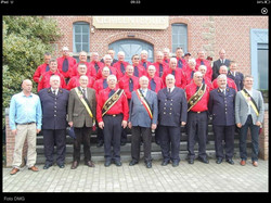 OFD band in Belgium