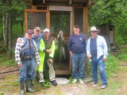 Fishing gang