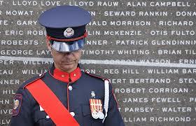 Canadian memorial 2103