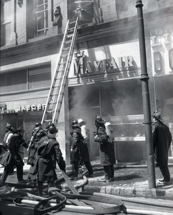 1958 August 8 Sparks st fire