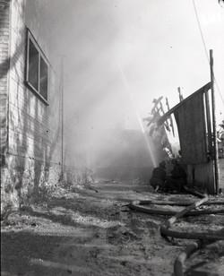 1954-05-24 Fourniers warehouse Boteler st