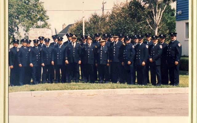 Vanier Firefighters