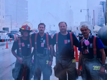 First responders: Meet some of the Canadians who rushed to New York after the 9/11 attacks