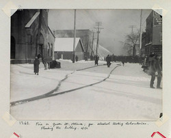 January 1911 Queen st. Govt Alcohol testing lab.