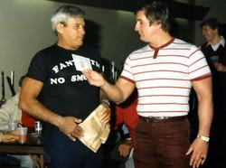 86 Eddy  and Robert Tremblay