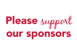 please support sponsors