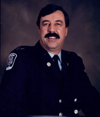 ROFFA Member Wayne Foster, brother of ROFFA member Bob Foster and son of the late Platoon Chief John