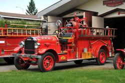 George potvin fire station
