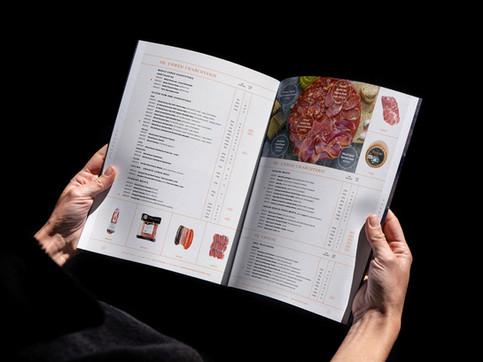 Iberica Catalogue Editorial Design