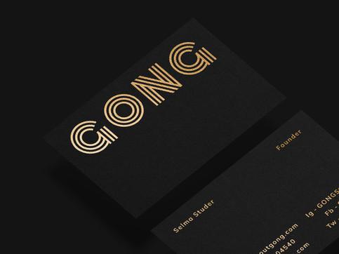 (Coming Soon) Gong Branding & Social Media
