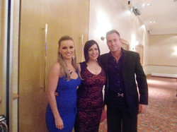 James & Ola Jordan,  & Pamela