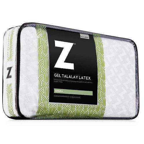 Zoned Gel Talalay Latex King Pillow
