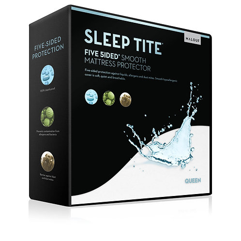 Five 5ided® Smooth King Mattress Protector