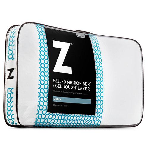 Gelled Microfiber® + Gel Dough® Layer King Pillow