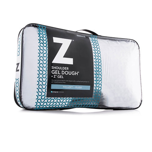 Shoulder Gel Dough® + Z™ Gel King Pillow