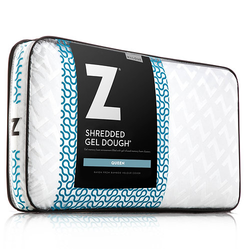 Shredded Gel Dough®King Pillow