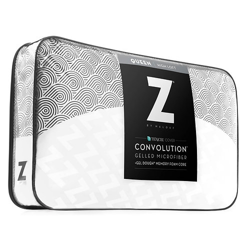 Gel Convolution™ Queen Pillow